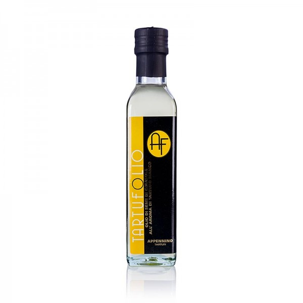 Appennino - Sonnenblumenöl mit weißem Trüffel-Aroma (Trüffelöl) Appennino