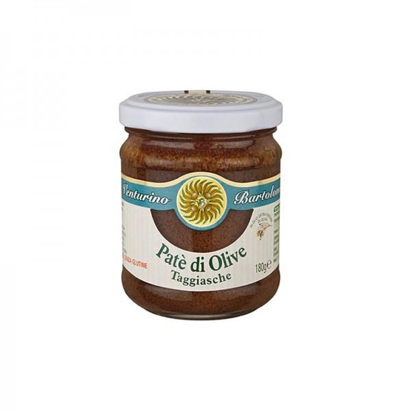Venturino - Oliven-Paste schwarz aus Taggiasca-Oliven Venturino