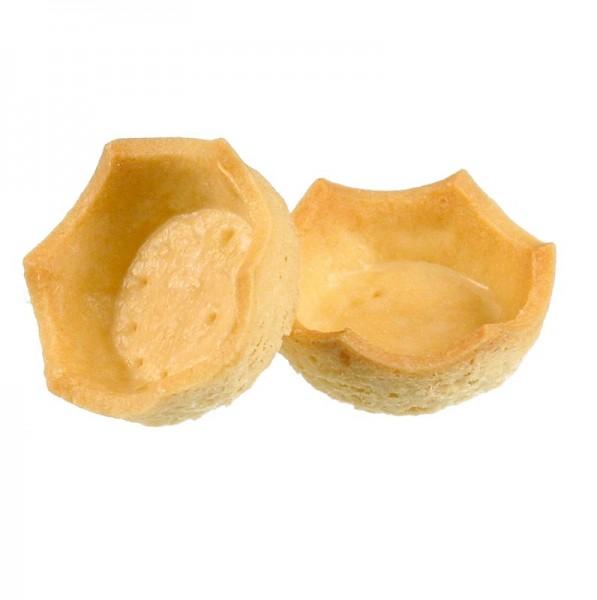 Hug - Dessert-Tartelettes - Royal hell Kronenrand ø 5cm H 1.5cm Mürbeteig