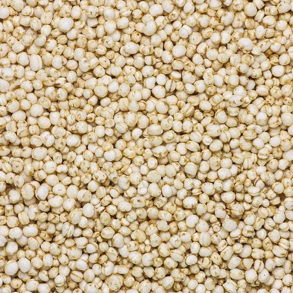 Deli-Vinos Mehl + Getreide - Quinoa gepufft BIO