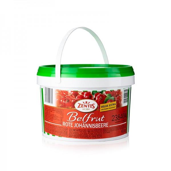 Zentis Belfrut - Rotes Johannisbeer Gelee Extra