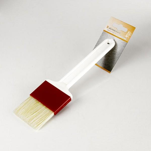Deli-Vinos Kitchen Accessories - Backpinsel Fett- und Kuchenpinsel aus Naturborsten 60mm breit