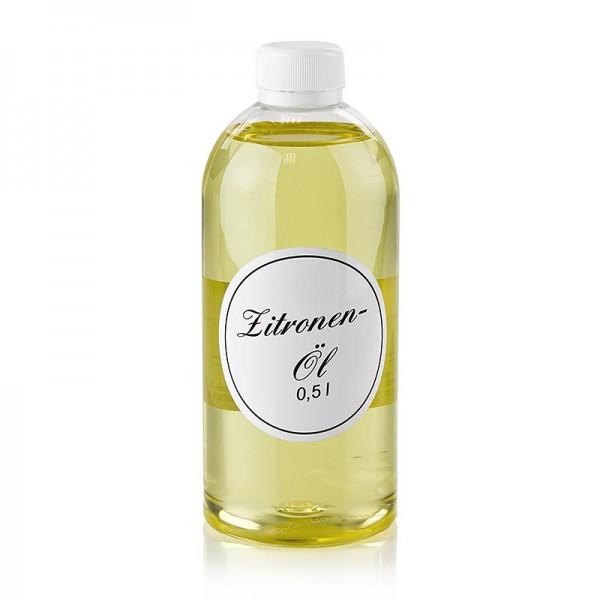 Deli-Vinos Oil & Vinegar - Zitronenöl Rapsöl mit Zitrone