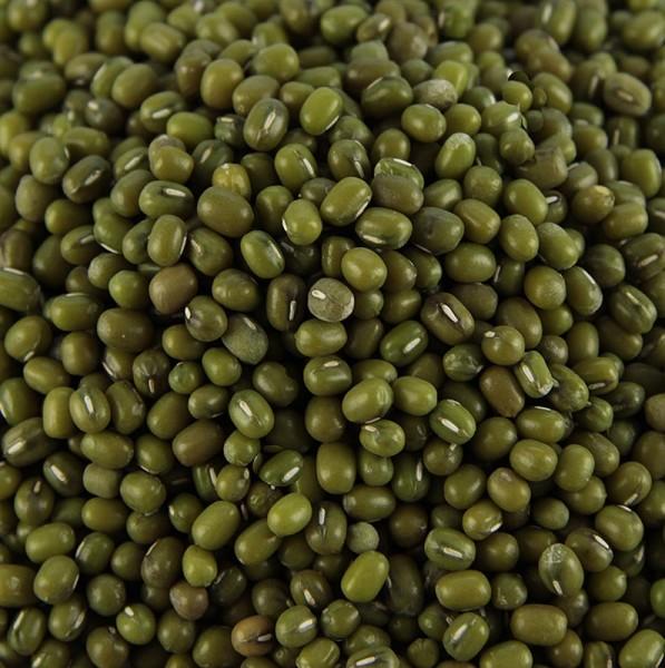 Deli-Vinos Legumes - Bohnen Mungbohnen grün getrocknet