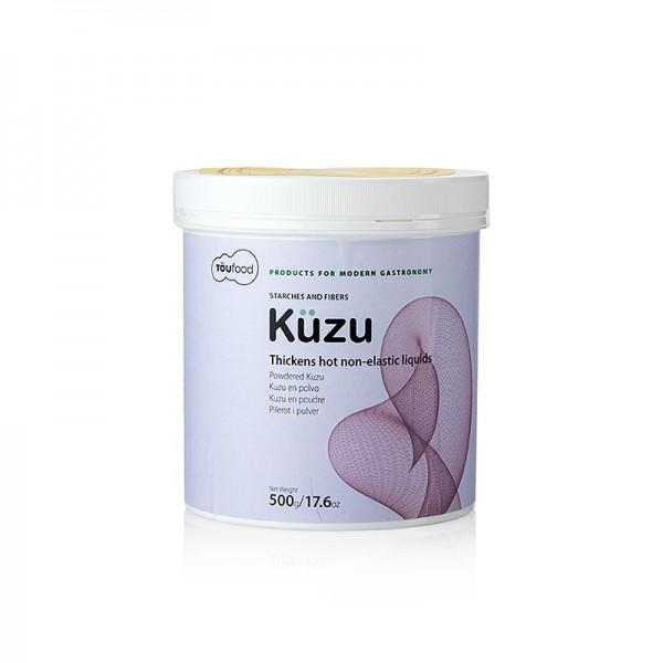 TÖUFOOD - KÜZU Bindemittel / Texturgeber 500g TÖUFOOD (Kuzu)