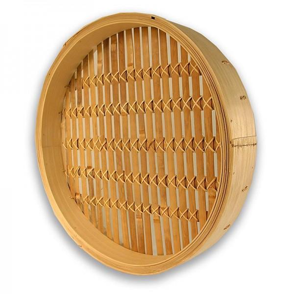 Deli-Vinos Kitchen Accessories - Unterteil Bambusdämpfer ø 52cm außen ø 48cm innen 20.5 inch