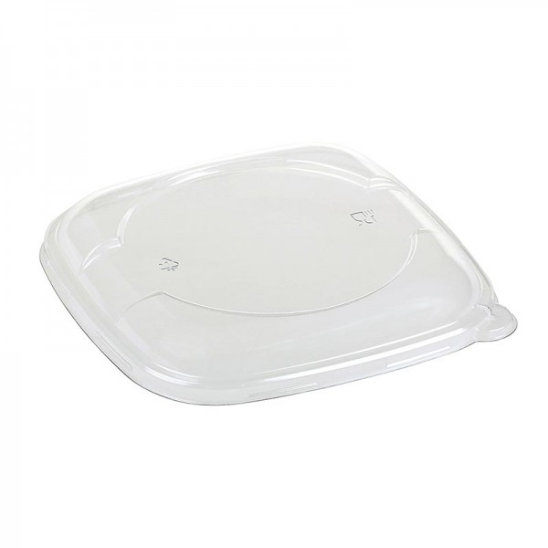 Naturesse - Einweg Naturesse Take Away Deckel PLA für Bowle 54868/54891 PLA transparent