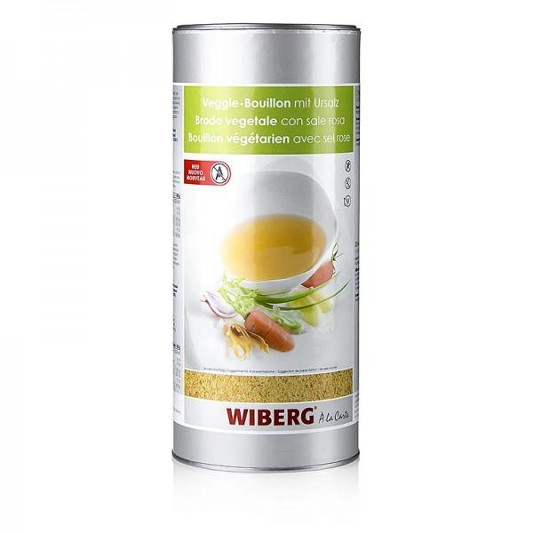 Wiberg - Veggie-Bouillon mit Ursalz pflanzlich