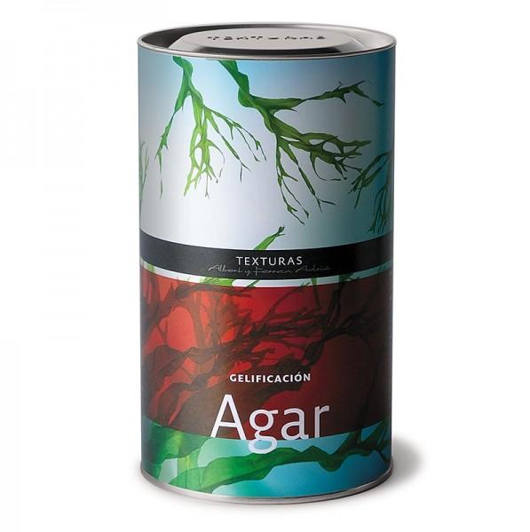 Texturas Albert y Ferran Adria - Agar Texturas Ferran Adrià E 406