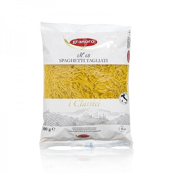 Granoro - Granoro Vermicelli Tagliati dünne kurze Suppennudel No.68