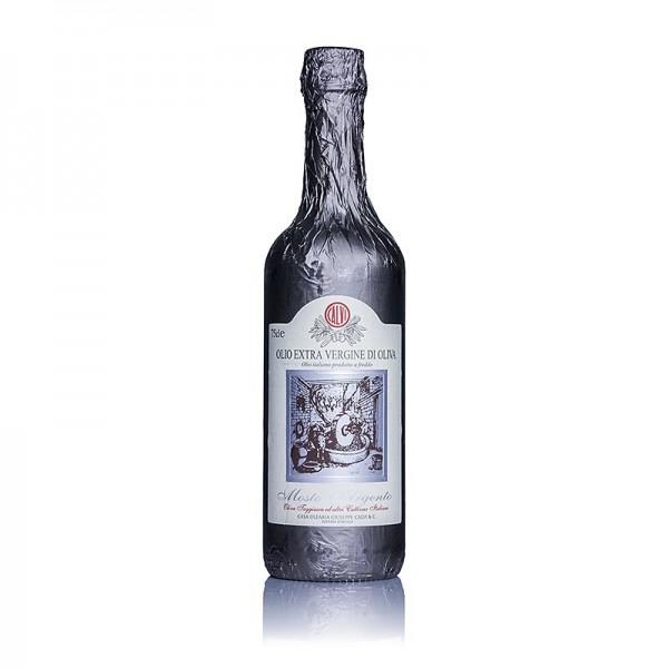 Calvi - Calvi Mosto Argento Olivenöl Extra Vergine Silberfolie