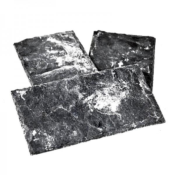 Deli-Vinos Kitchen Accessories - Schieferplatte natur 8x15cm