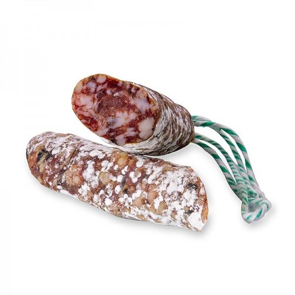 Terre de Provence - Saucisson - Salamiwurst mit schwarzen Oliven Terre de Provence