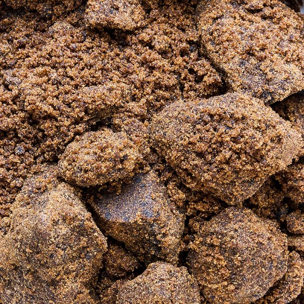 Deli-Vinos Patisserie - Muscovado Zucker dunkel Roh-Rohrzucker Karamell- und Malznoten Mauritius