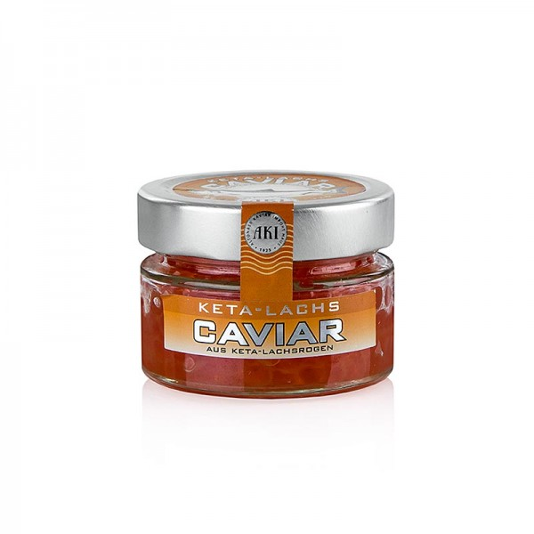 Keta-Kaviar - Keta-Kaviar vom Lachs