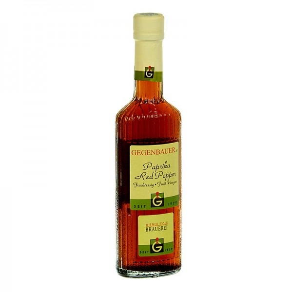 Gegenbauer Essige - Frucht-Essig Paprika 5% Säure