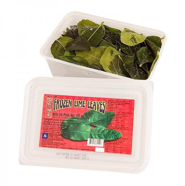 Deli-Vinos Asia - Limettenblätter/ Kaffirblätter TK