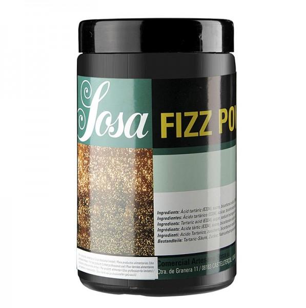 Sosa - Fizz Powder (Brausepulver) Sosa