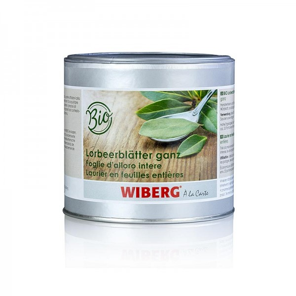 Wiberg - BIO-Lorbeerblätter ganz