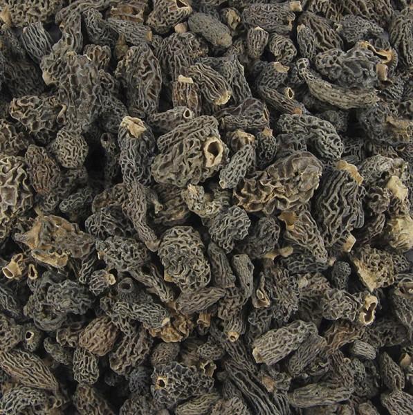 Deli-Vinos Mushrooms - Spitzmorchel-Köpfe Tinies ab ø 2cm