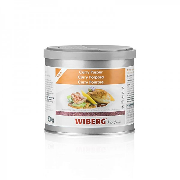 Wiberg - Wiberg Curry Purpur Gewürzextraktzubereitung