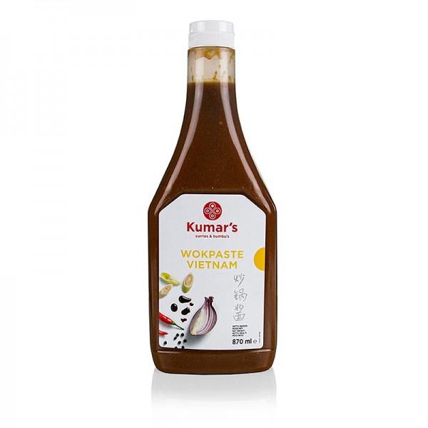 Kumar´s - Kumar´s Wokpaste Vietnam Wokpaste mit Fischsauce & Zitronengras 870ml