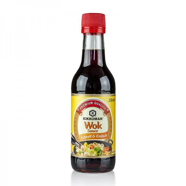 Kikkoman - Soja-Sauce - für den Wok Kikkoman Japan
