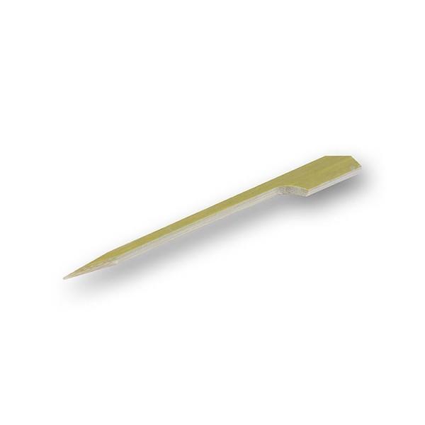 Deli-Vinos Kitchen Accessories - Bambus-Spieße mit Blattende 7cm