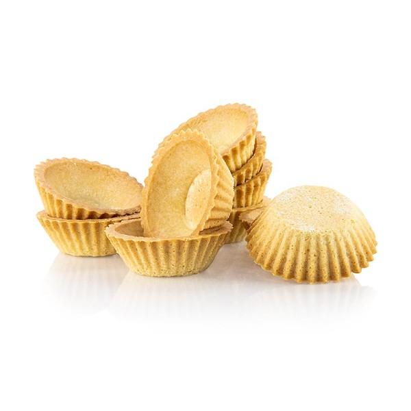 Hug - Dessert-Tartelettes rund ø 6cm H 2cm Mürbeteig
