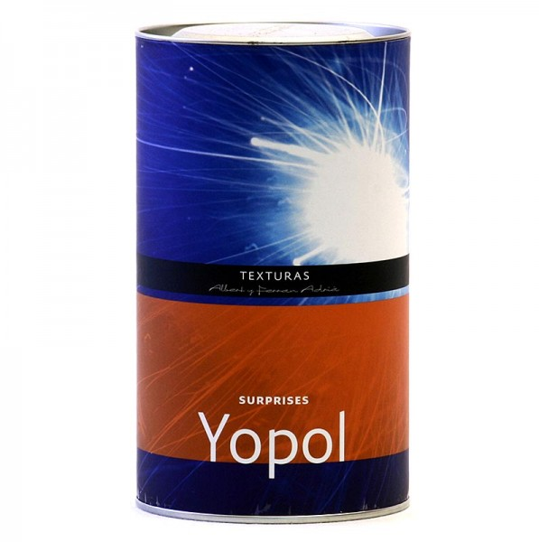 Texturas Albert y Ferran Adria - Yopol Joghurtpulver Texturas Surprises Ferran Adrià