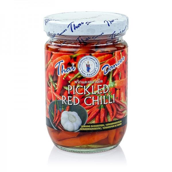 Thai Dancer - Chili Schoten rot klein eingelegt