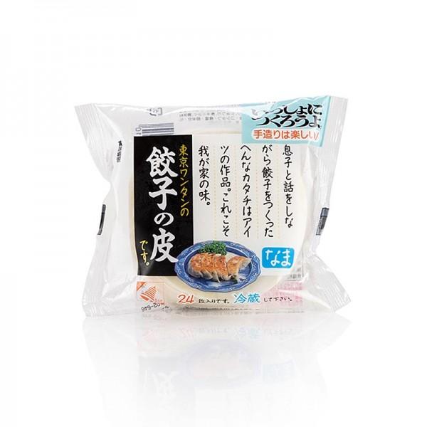 Deli-Vinos Asia - Gyoza runde Nudelblätter ø 8.5cm Tokyo Wantan TK