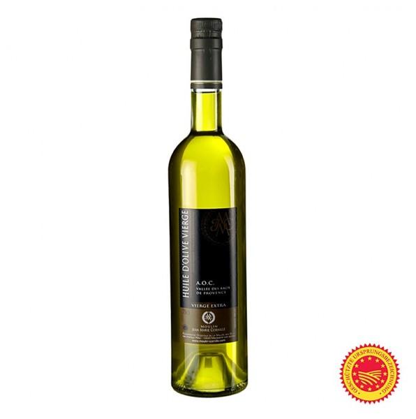 Baux de Provence - Olivenöl Extra Vierge AOC Fruité Vert pikant Baux de Provence Cornille