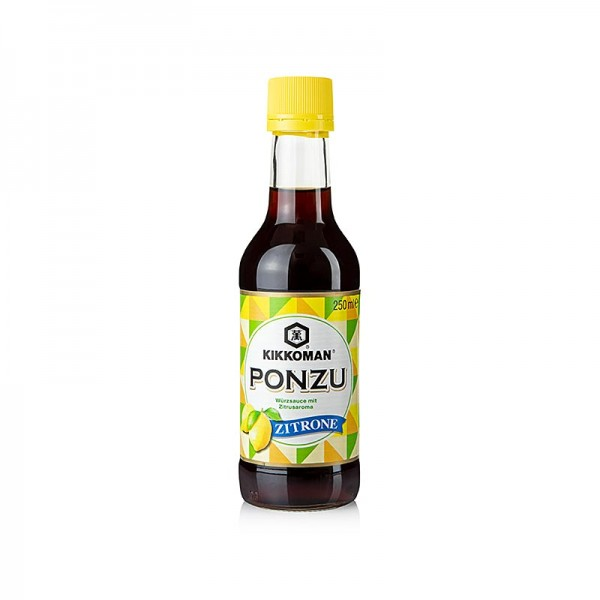 Kikkoman - Ponzu Soja Sauce mit Zitrusfruchtsaft Kikkoman