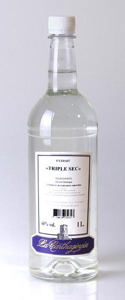 La Carthaginoise - Triple Sec Konzentrat Cointreau Art 60% vol. flüssige Flambier-/Aromaessenz