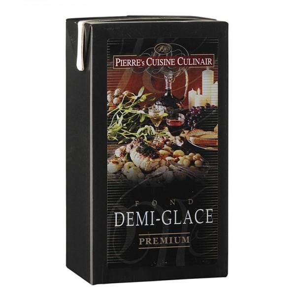 Pierre´s Cuisine Culinair - Pierre´s Cuisine Culinair Demi Glace Rind küchenfertig