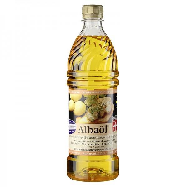Albaöl - Albaöl© - Rapsöl-Zubereitung mit Buttergeschmack Schweden