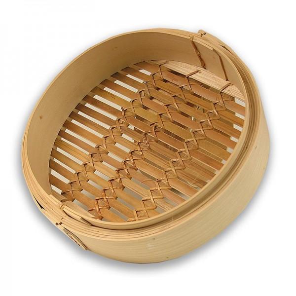 Deli-Vinos Kitchen Accessories - Unterteil Bambusdämpfer ø 26cm außen ø 24cm innen 10 inch