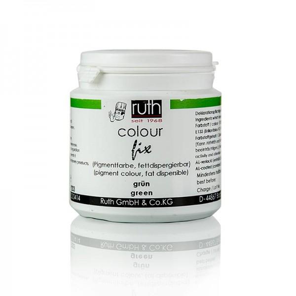 Ruth - Pigmentfarbe grün fettlösliches Pulver 9203 Ruth