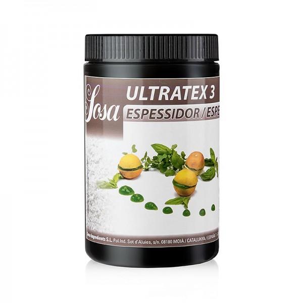 Sosa - Ultratex 3 Tapiokastärke Verdickungsmittel für Kaltes