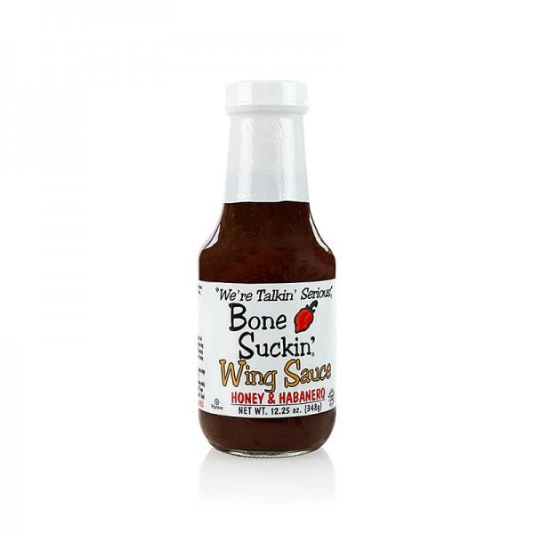 Bone Suckin' - Bone Suckin´ Chicken Wing Sauce - Honey-Habanero