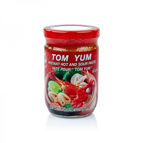 Tom Yum - Tom Yum Paste scharf und sauer für Suppen