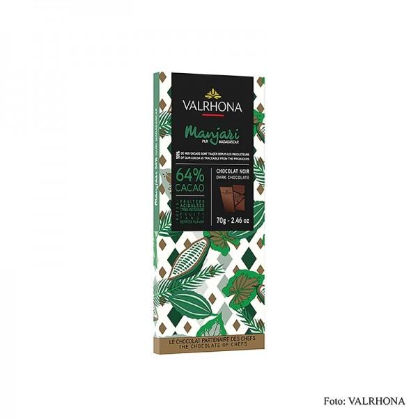 Valrhona - Manjari - Bitterschokolade 64% Kakao Madagaskar