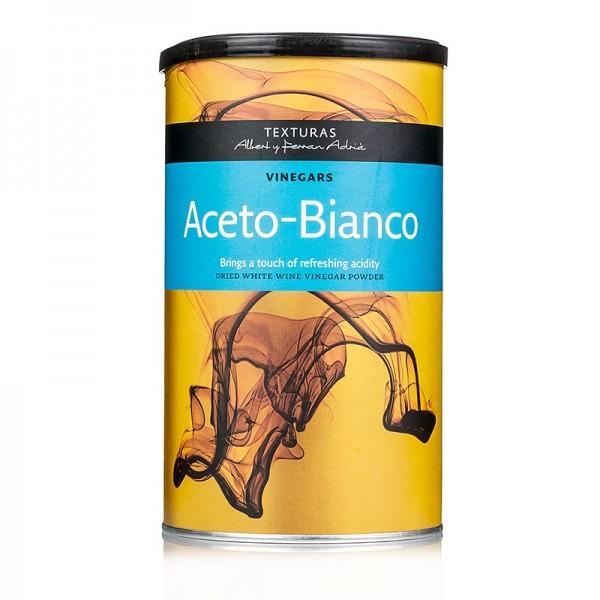 Texturas Albert y Ferran Adria - Aceto Bianco (weißes Essig Pulver/Schnee) Texturas Ferran Adrià