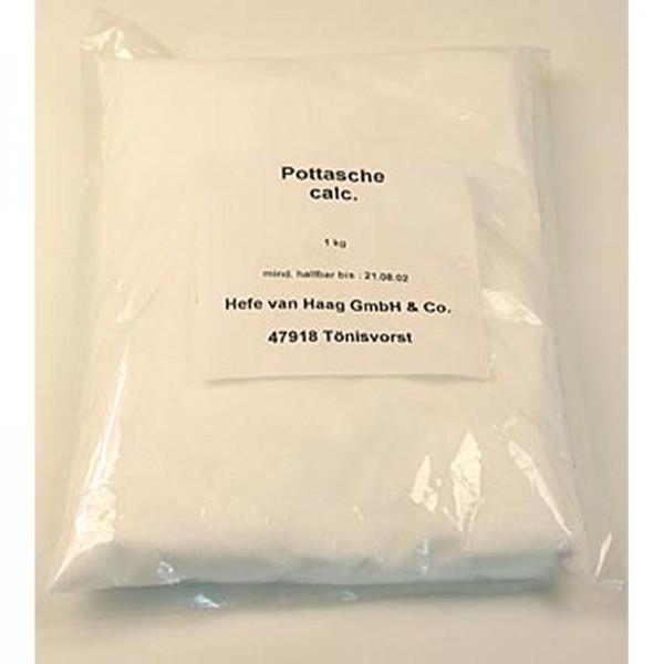 Deli-Vinos Patisserie - Pottasche - Kaliumcarbonat für Lebkuchenteige E501