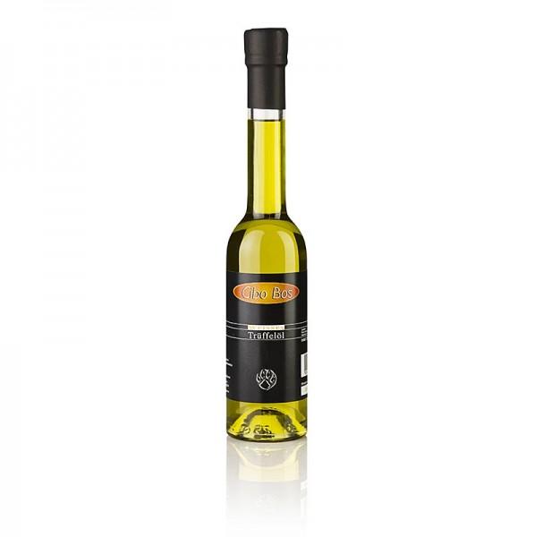Cibo Bos - CIBO BOS Natives Olivenöl mit weißer Trüffel-Aroma (Trüffelöl)
