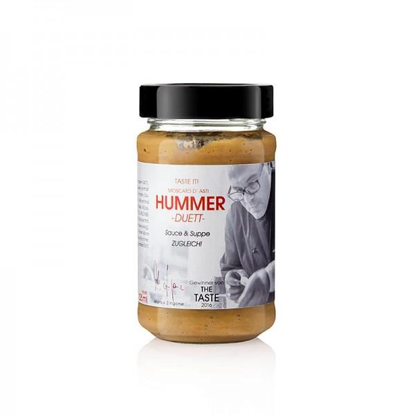 Marco Zingone - Marco Zingone´s Hummer Duett - Suppe/Sauce