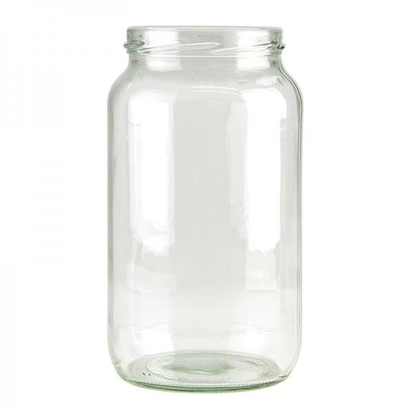 Deli-Vinos Kitchen Accessories - Glas rund 1062 ml 82mm Mündung ohne Deckel