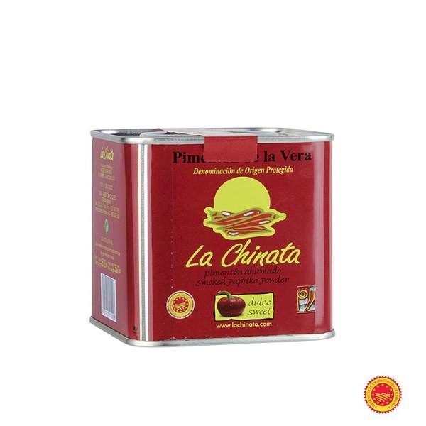 La Chinata - Paprikapulver - Pimenton de la Vera D.O.P. geräuchert süß Spanien