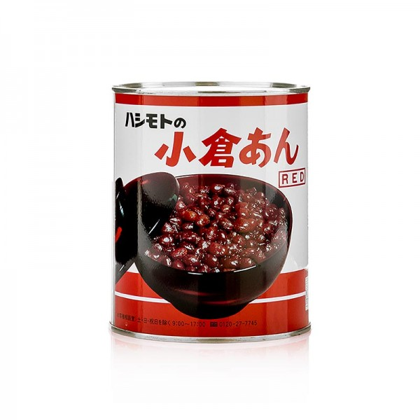 Hashimoto Ogura - Rote Bohnen gesüßt Hashimoto Ogura